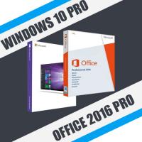 Windows 10 Pro и Office 2016 Pro