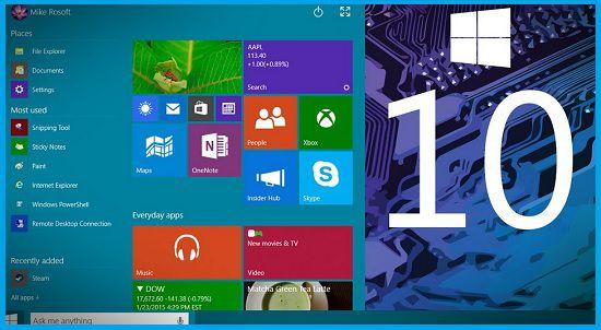 Добавить ярлык «Панель управления» на «Рабочий стол» в Windows 10