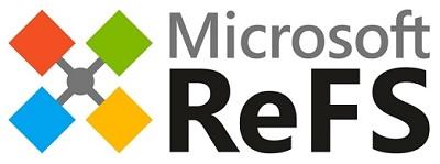 Использование файловой системе ReFS в Windows 10