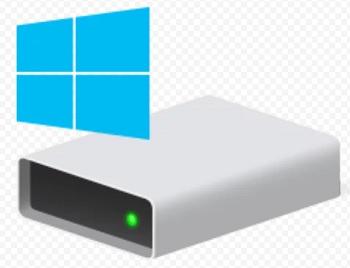 Как отключить второй жесткий диск в Windows 10 Home?
