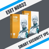 ESET NOD32 Smart (internet) Security 1PC