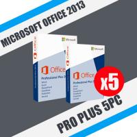 Microsoft office 2013 pro plus 5 пк
