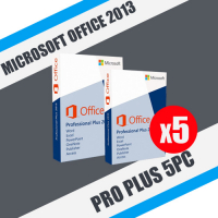 Microsoft office 2013 pro plus 5 пк