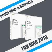 Microsoft Office Home and Business 2019 для Mac