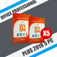 Microsoft Office 2019 Pro Plus 5 ПК
