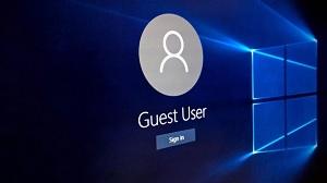 Отключить ввод пароля при входе в Windows 10