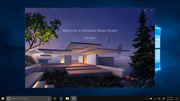 Режим «Разработчика» в Смешанной реальности Windows 10