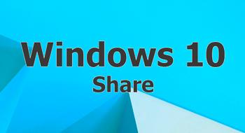 Share для Windows 10