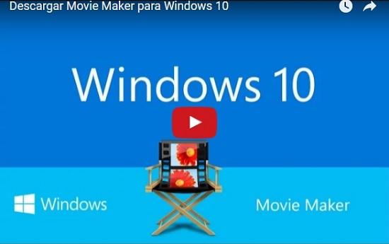 Установить Windows Movie Maker в Windows 10