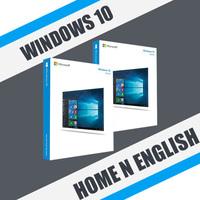 Windows 10 Home N English (x32-x64)