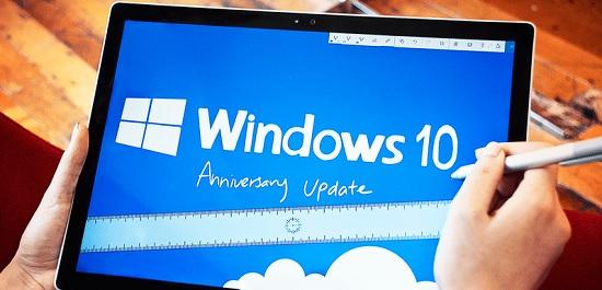 Windows 10 Anniversary Update зависает