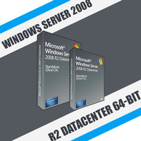 Windows Server 2008 R2 Datacenter 64-bit